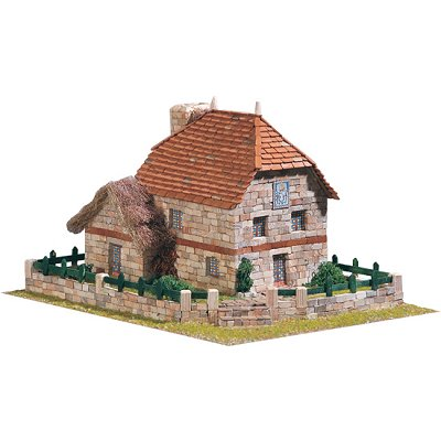 maquette en c ramique maison de campagne 2 aedes rue des maquettes. Black Bedroom Furniture Sets. Home Design Ideas