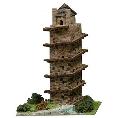 Maquette en céramique : Phare Primitiva Torre de Hércules, A Coruña, Espagne - Aedes-1252