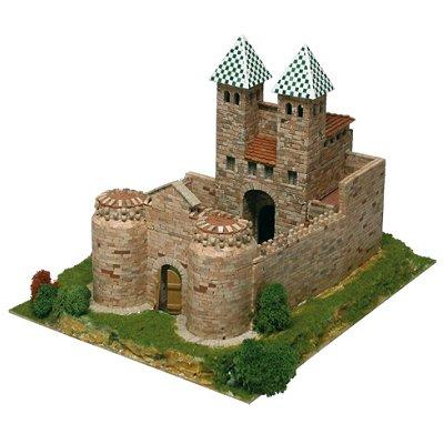 Maquette en céramique : Puerta Nueva de Bisagra, Tolède, Espagne - Aedes-1002
