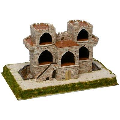 Maquette en céramique : Torres de Serrano, Valence, Espagne - Aedes-1251