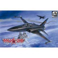 Maquette Avion de chasse : F5 Fake MIG-28 Agressors