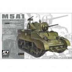 Maquette Char: M5A1 Stuart