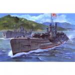 Maquette Sous-marin japonais I-58 avec torpilles suicide