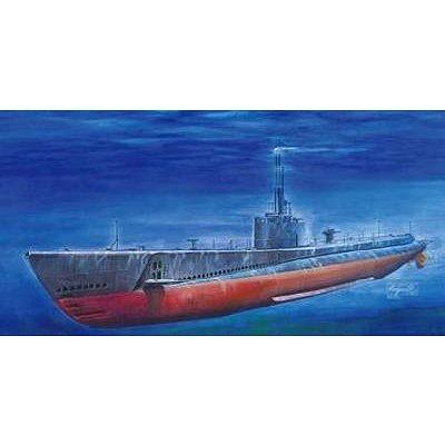 Maquette Sous-marin US Gato Class 1941 - AFVclub-AF73509