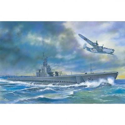 Maquette Sous-marin US Gato Class 1943 - AFVclub-AF73511