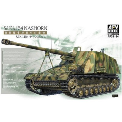 Maquette Char: Sd.Kfz 164 - AFVclub-AF35164