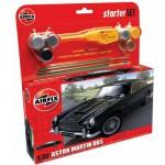 Maquette voiture: Aston Martin DB5