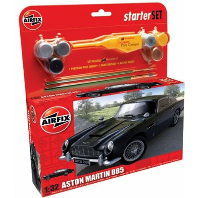 Maquette voiture: Aston Martin DB5 - Airfix-50089