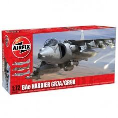 Maquette avion: BAe Harrier GR7a/GR9