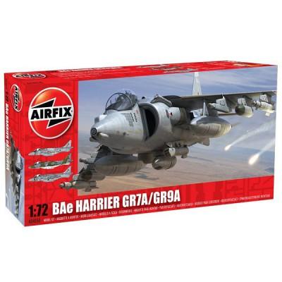 Maquette avion: BAe Harrier GR7a/GR9 - Airfix-04050