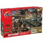 Figurines 2ème Guerre Mondiale : Battlefront Gift Set