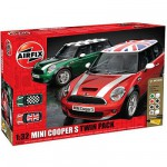Maquettes voitures: Mini Cooper S Twin Pack