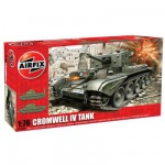 Maquette Char : Cromwell MK.IV Cruiser Tank
