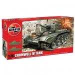 Maquette Char: Cromwell MK.IV Cruiser Tank