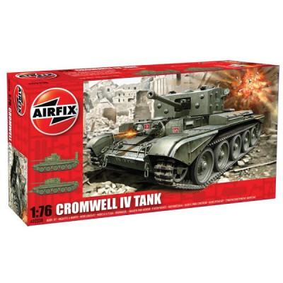 Maquette Char: Cromwell MK.IV Cruiser Tank - Airfix-02338