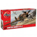Maquette avion : Curtiss Hawk 81-A-2