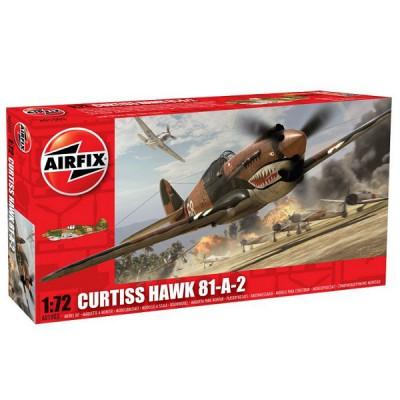 Maquette avion: Curtiss Hawk 81-A-2 - Airfix-01003