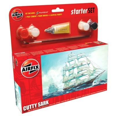 Maquette bateau:  Starter Set: Cutty Sark - Airfix-55103