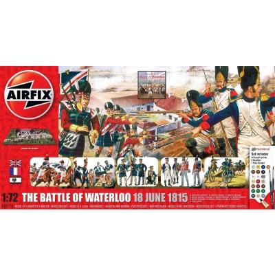 Diorama 1/72 : Bataille de Waterloo 1815 - Airfix-50174