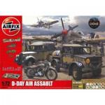 Diorama 1/72 : D-Day The Air Assault Gift Set