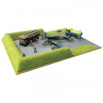 Diorama 1/76 : RAF Battle of Britain Airfield Set
