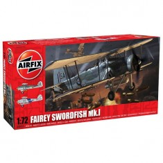 Maquette avion : Fairey Swordfish Mk1