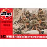 Figurines 2ème Guerre Mondiale : Infanterie Britannique 1/72