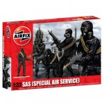 Figurines 2ème Guerre Mondiale : SAS Special Air Service