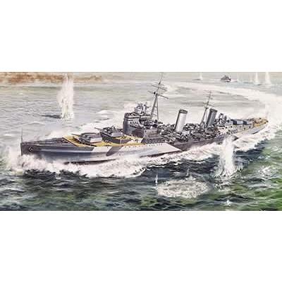 Maquette bateau: HMS Belfast - Airfix-04212