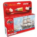 Maquette bateau: Starter Set: HMS Victory