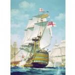 Maquette bateau: HMS Victory