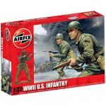 Figurines 2ème Guerre Mondiale : Infanterie Américaine