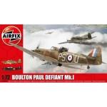 Maquette avion : Boulton Paul Défiant MK.I
