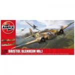 Maquette avion : Bristol Blenheim MkI Bomber : 1:72