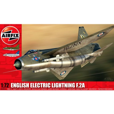Maquette avion : English Electric Lightning F.2A - Airfix-04054