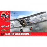 Maquette avion : Gloster Gladiator MkI