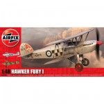 Maquette avion : Hawker Fury I