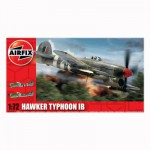 Maquette avion : Hawker Typhoon IB