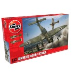 Maquette avion : Junkers JU87