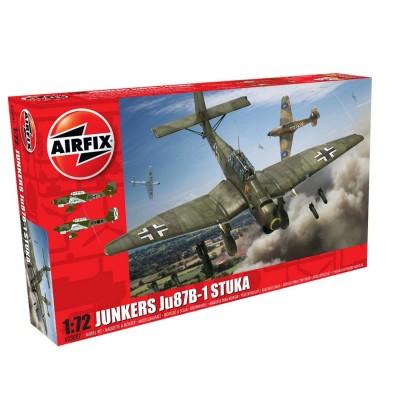 Maquette avion : Junkers JU87 - Airfix-03087