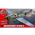 Maquette avion : Messerschmitt Bf109G-6