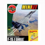 Maquette avion : Mini Kit : McDonnell Douglas F-15 Eagle : 304th Sqn N°841