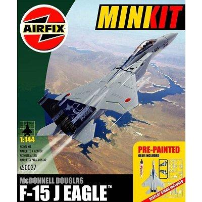 Maquette avion : Mini Kit : McDonnell Douglas F-15 Eagle : Fighter Training Group n°912 - Airfix-50027-4