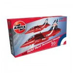 Maquette avion : Red Arrows Hawk