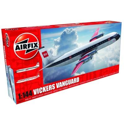 Maquette avion : Vickers Vanguard - Airfix-03171