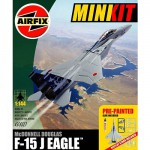 Maquette avion: Mini Kit: McDonnell Douglas F-15 Eagle : 306th Sqn n°850