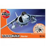 Maquette avion Quick Build : Harrier