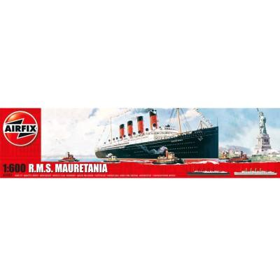 Maquette bateau : RMS Mauretania - Airfix-04207