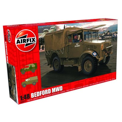 Maquette camion : Bedford MWD - Airfix-03313