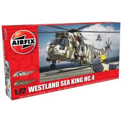 Maquette hélicoptère : Westland Sea King HC.4 - Airfix-04056